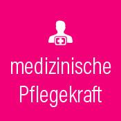 medizinische Pflegekraft