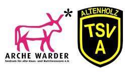 Wir spenden für die Arche Warder und sponsoren den TSV Altenholz